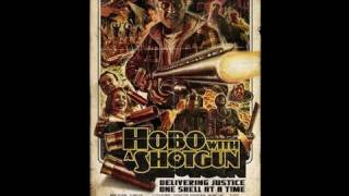 Hobo With A Shotgun Movie Review