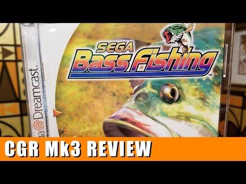 Classic Game Room - SEGA BASS FISHING Review For Sega Dreamcast