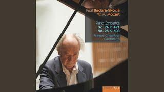 Piano Concerto No. 24 in C Minor, K. 491: I. Allegro