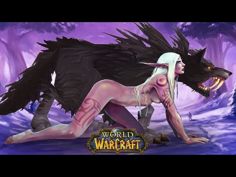 The Forbidden Druid Form - World of Warcraft Lore