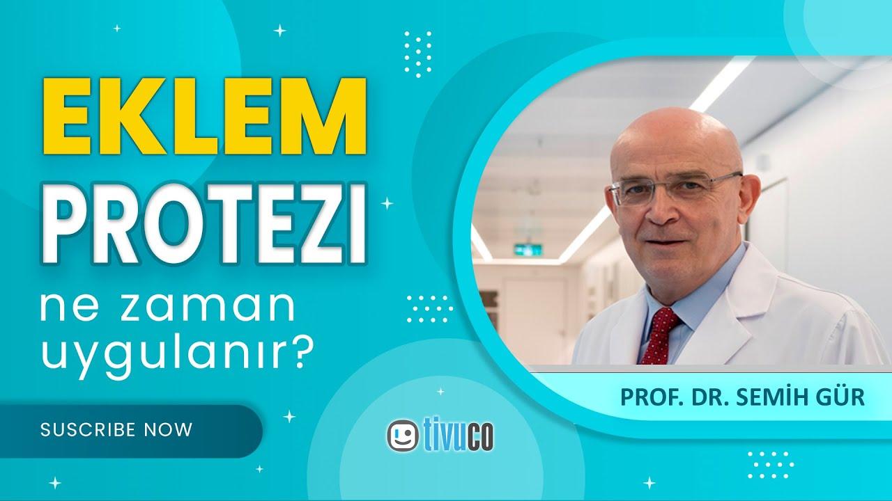 Eklem protezi ne zaman uygulanır?