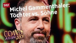 Michel Gammenthaler & seine Teenager