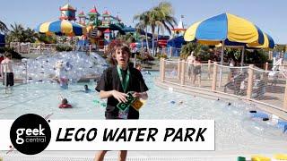 LEGOLAND Water Park at LEGOLAND California - FULL Tour