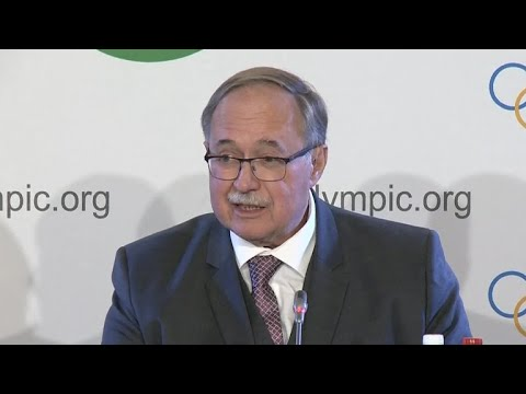 International Olympic Committee bans Russian athletes from 2018 Winter Olympiad