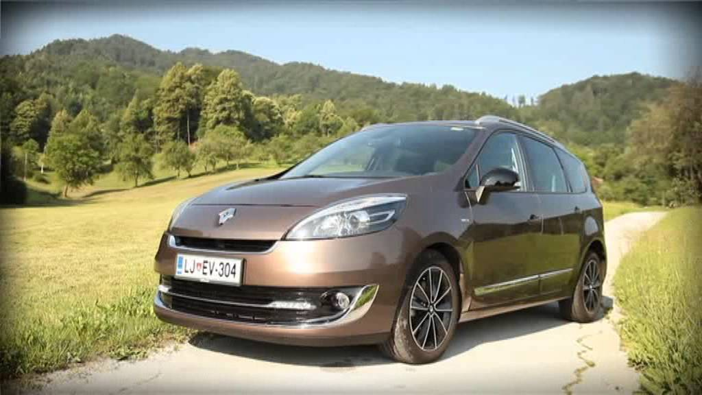 2013 renault grand scenic dci 130 energy bose edition test youtube. Black Bedroom Furniture Sets. Home Design Ideas