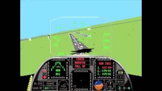 Jetfighter 2: Lighting Storm - Moffett Masher