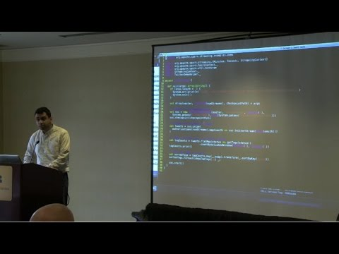 Real-time big data processing with Spark Streaming- Tathagata Das (Databricks)