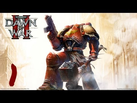 Let's Play Dawn Of War 2 Campaign - Episode 1 - Gravitron