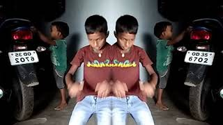 To pain Dil Hua Nagin Nagin Dance At  Angul Rengali Little Hiro