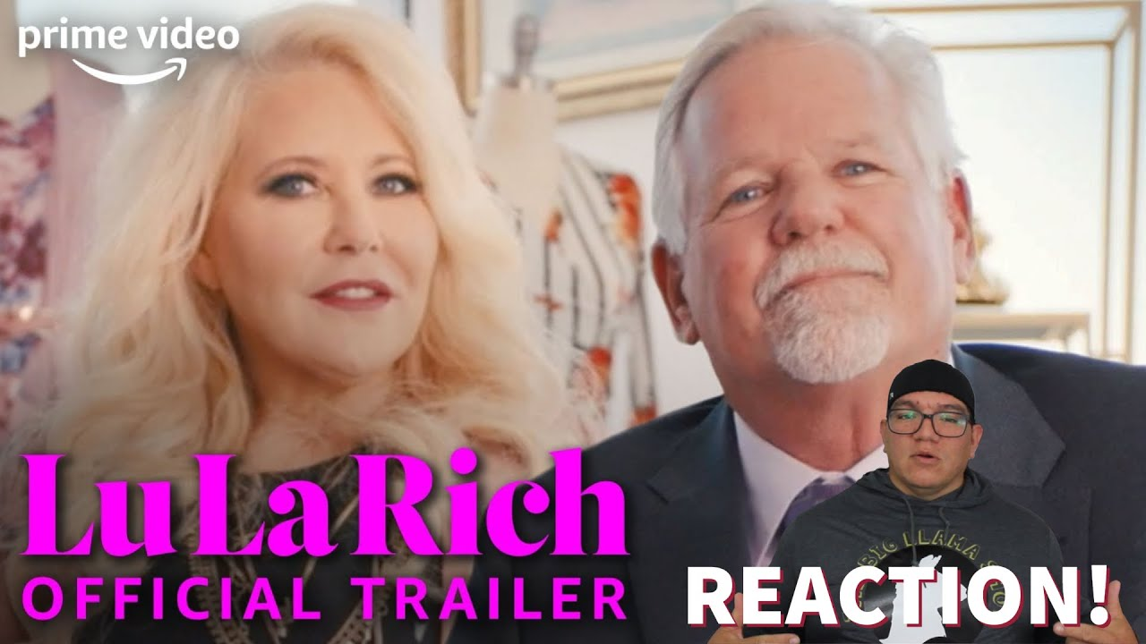 LuLaRich – Official Trailer | Prime Video – TRAILER REACTION – THE BIG LLAMA SHOW