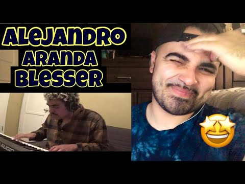 "Reacting To Alejandro Aranda "" Blesser """