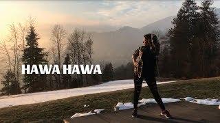 Hawa Hawa | Bollywood Hip hop Zurich Workshop Teaser | JRChoreography