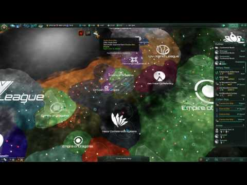 """Let's Play """"Stellaris"""" Part 035 - Anomaly Research"""