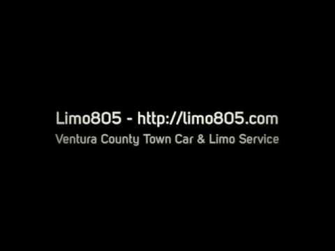limo service Ventura County