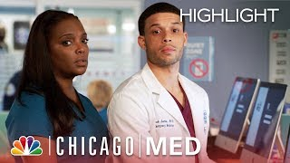 Chicago Med - You Killed Him (Episode Highlight)