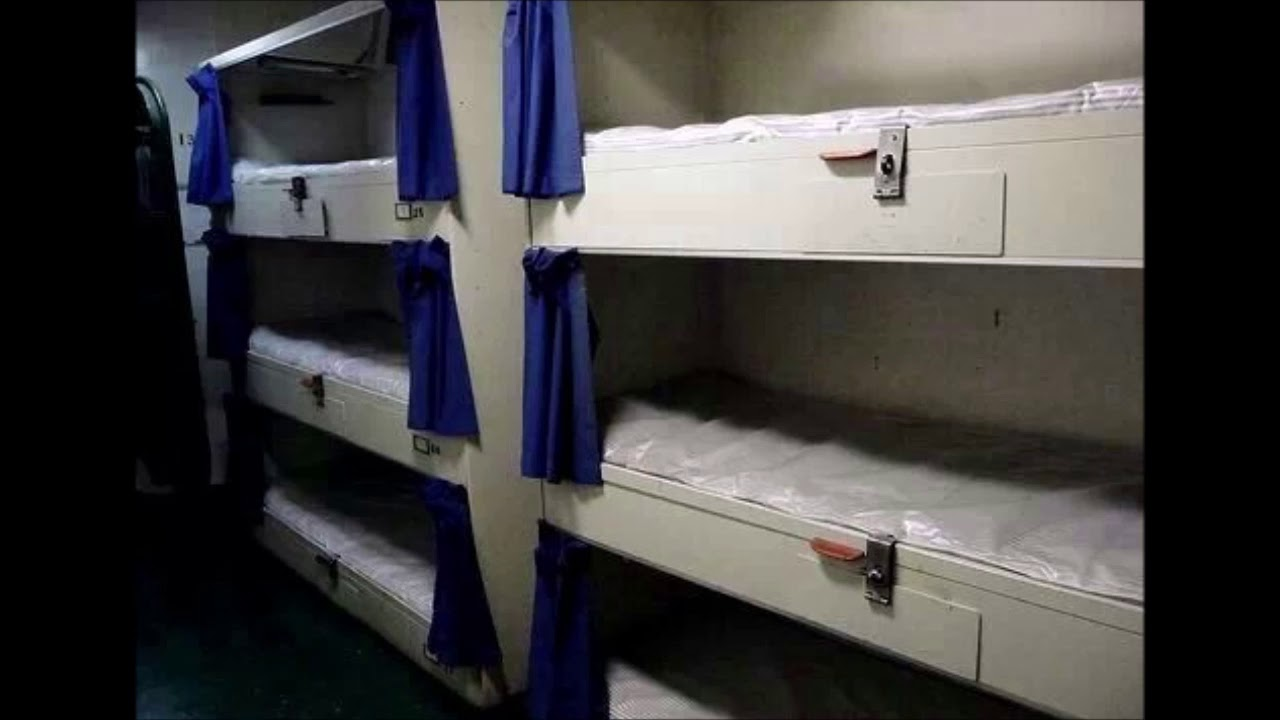 Asmr Napping In A Navy Ship Bunk Sounds Of Voyage Machines Random Ambience Youtube