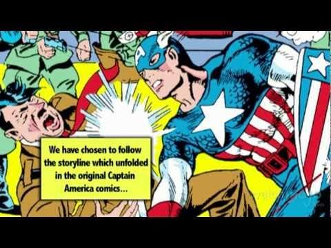 Superhero Origins: Captain America