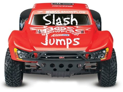Horkey RC Quick Clips  Slash Jumps