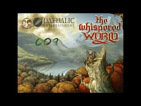 THE WHISPERED WORLD [SPECIAL EDITION] 🤡 #009 - Ab durch die Mitte  