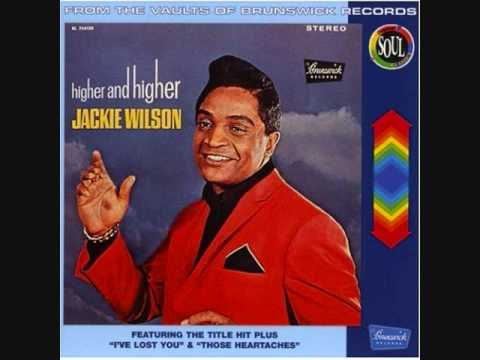 To Be Loved Jackie Wilson