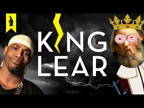 Видео King lear blindness essays