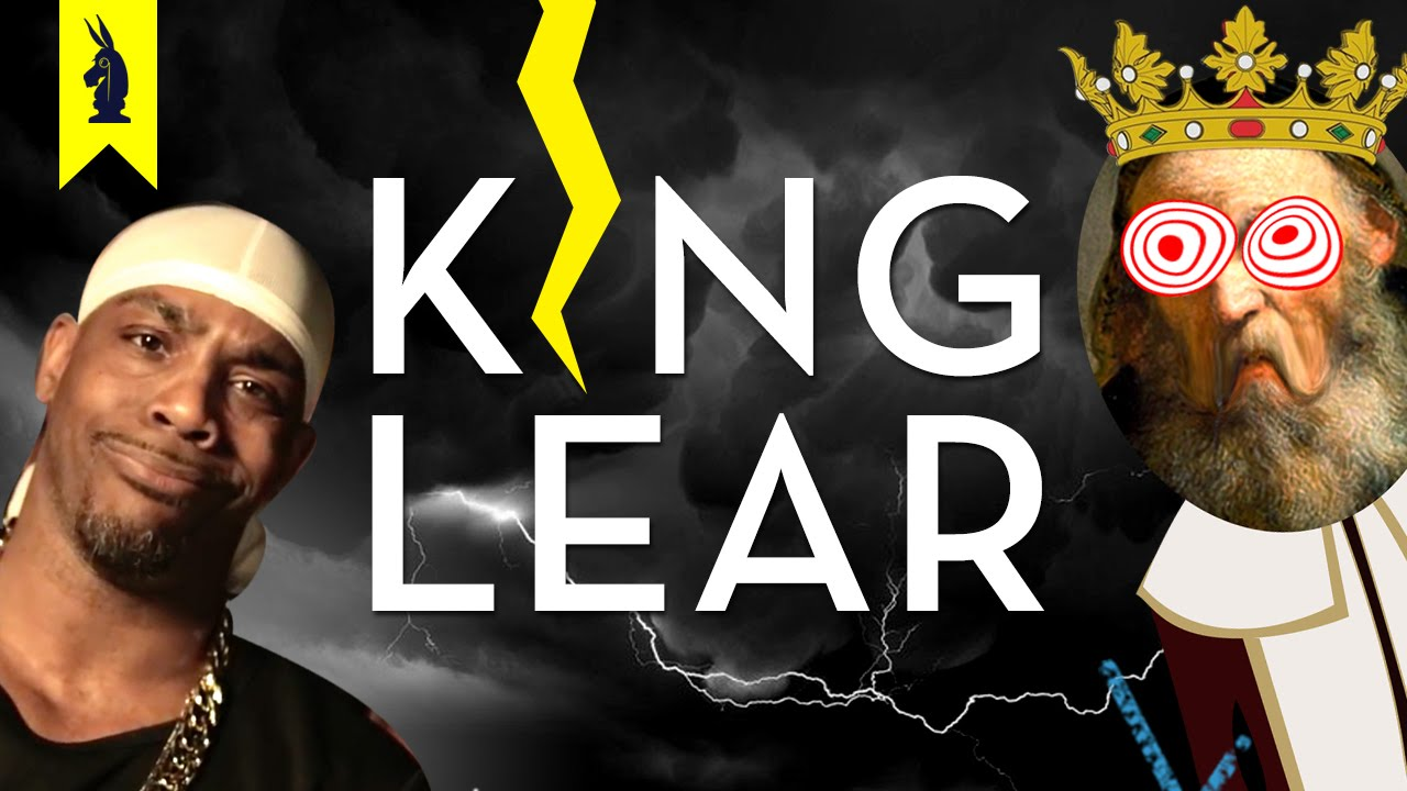 a study of king lear by william shakespeare 'king lear' is widely considered to be one of william shakespeare's masterpieces he crafted this play to be a complex dramatic work that functions on a variety of levels.