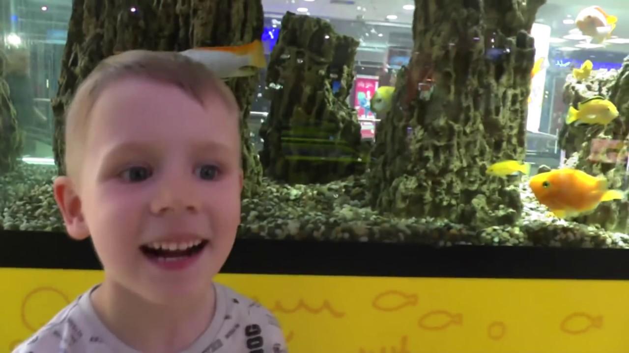 Автомат с Игрушками - Купили все игрушки - Видео для детей