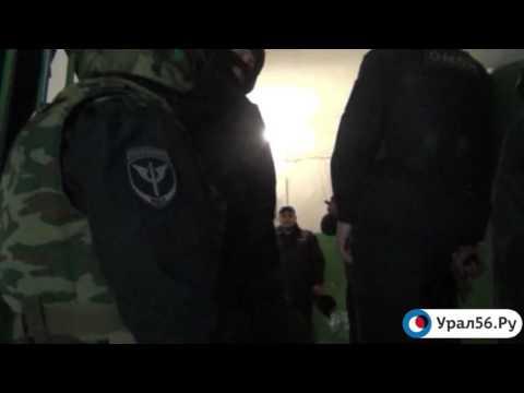 ЧП в Новотроицке. Видео: пресс-служба УМВД России по Оренбургской области