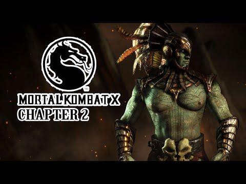 Mortal Kombat X - Chapter2 - คอลเกต โคโทล