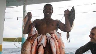 Pesca Sub | Nova Viçosa - BA | Nego D