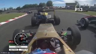 Onboard TRS 2017 15th to 4th Thomas Randle