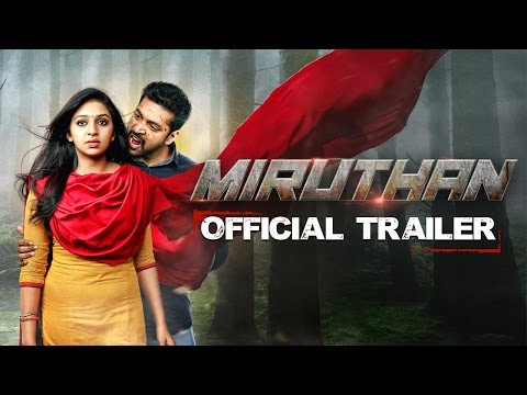 Miruthan - Official Trailer   Jayam Ravi, Lakshmi Menon   D. Imman   Shakti Soundar Rajan