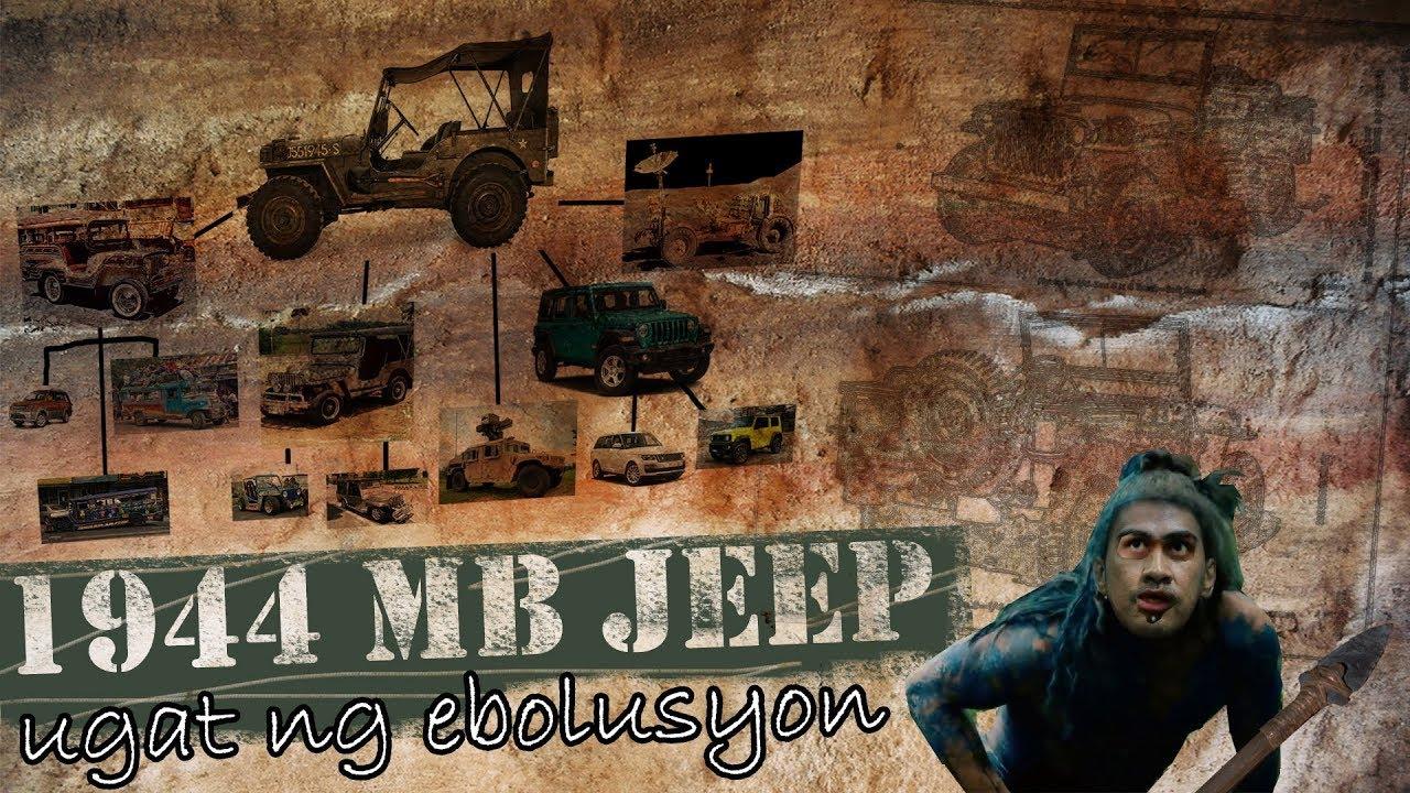 1944 MB Jeep