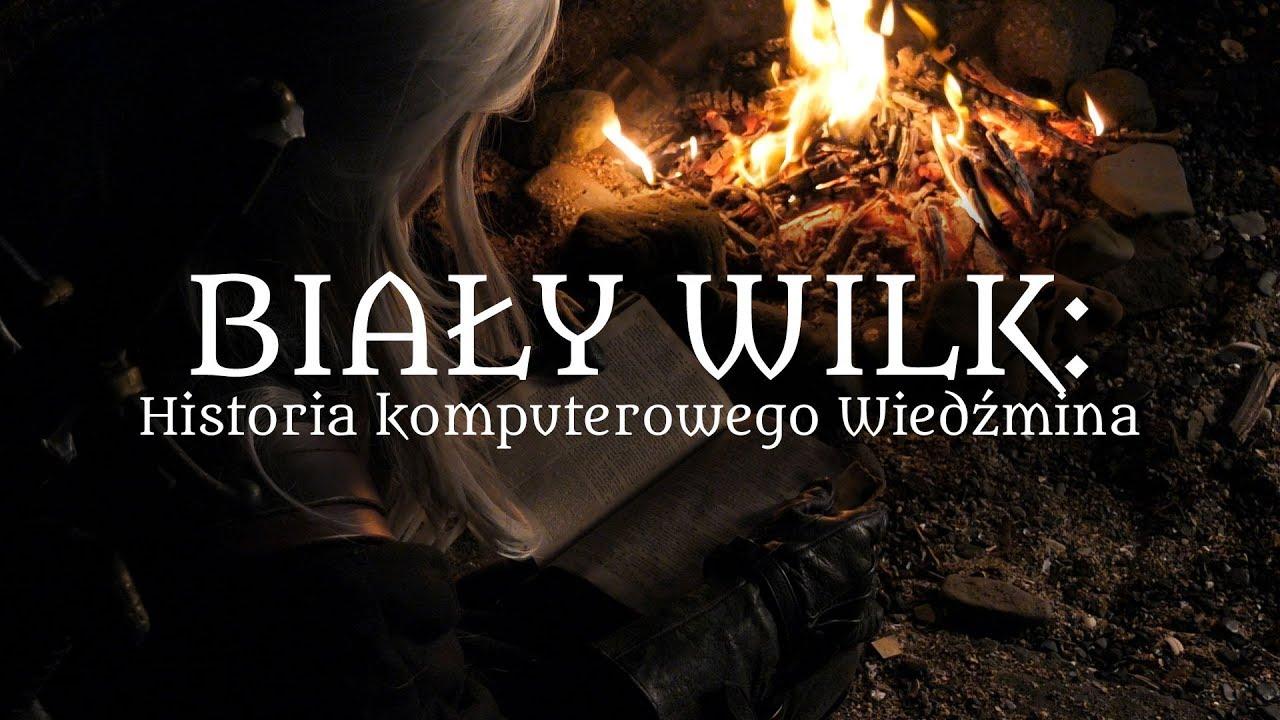 Download Biały Wilk: Historia komputerowego Wiedźmina   Film dokumentalny