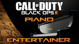 "Call of Duty: ""The Piano Entertainer"" Ep. 1 - Black Ops 2 Meets Sqwizzix!"