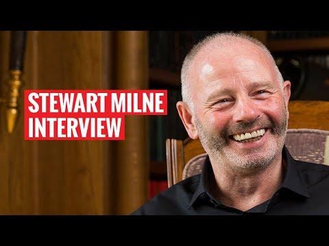 Stewart Milne Interview