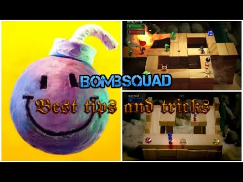 Bombsquad best tricks and tips