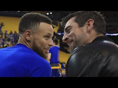 Aaron Rodgers Is A Steph Curry Fan!?