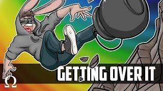 THIS GAME WILL MAKE ANYONE RAGE! | Getting Over It Gameplay Funny / Rage Moments