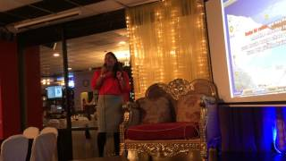 Dallas Desi Bollywood Karaoke - Feb 25, 2017 - Zara Hole Hole Chalo-Sawan Ki Ghata