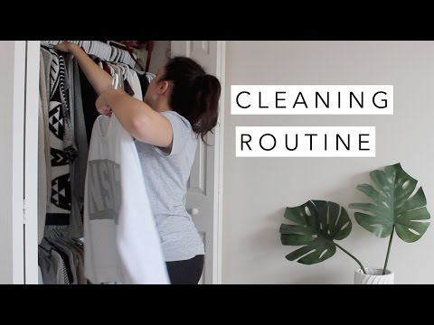 Cleaning Routine for a Organized and Tidy Home | Laurie Lo