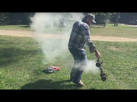 Slash 4x4 VXL 3S Smokey Meltdown