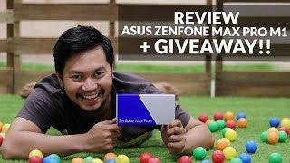 Review ASUS Zenfone Max Pro M1, Giveaway Pertama di Indonesia!