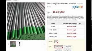 вольфрамовый электрод в Китае производителя(вольфрамовый электрод в Китае производителя. Узнать цены и подробности на http://www.borte.com.cn/weldingcutting.php?id=176 Импор..., 2013-12-07T21:55:54.000Z)