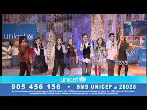 Abraham Mateo - CHIQUITITA - Especial Gala Unicef 2010
