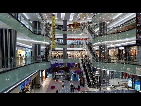 Lippo Mall Puri - Tempat Rekreasi di Jakarta Barat - Jalan-jalan di Lippo Mall Puri