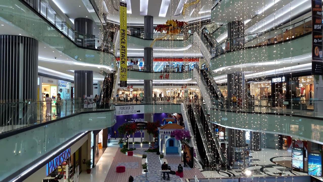 Lippo Mall Puri Dijual Seharga Rp 3,5 Triliun, Minat Beli? (Foto: YouTube/Jalan2 yuuk)