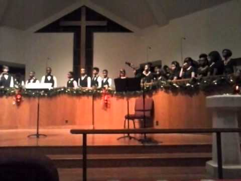 Carr middle Christmas concert