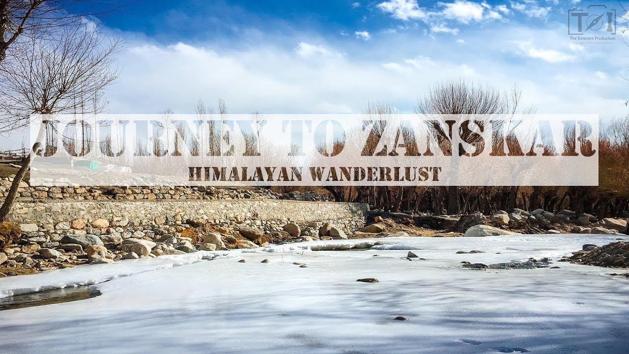 Download Journey to Zanskar | Himalayan Wanderlust - Chadar Trek: Episode-1 #theitinerants