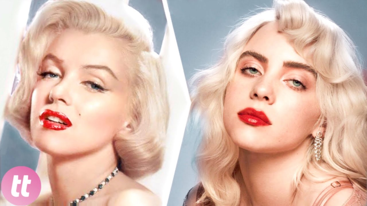 Celebrities Who Wanted To Be Just Like Marilyn Monroe